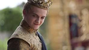 "Jack Gleeson in ""Game of Thrones"" (Season 4)."
