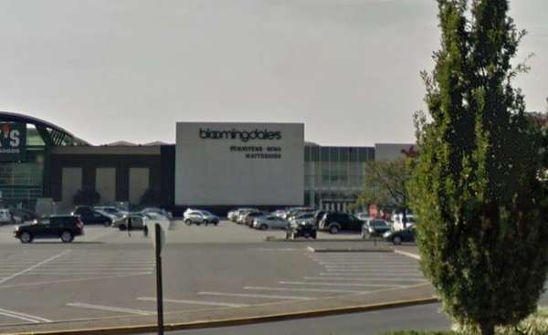 A Google street view photo of the Bloomingdale's