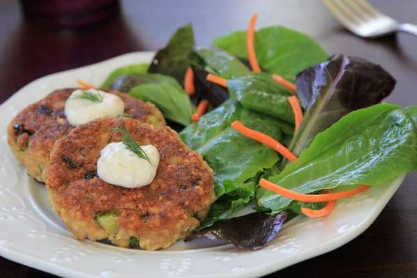 These Passover-perfect fish cakes are made from gefilte