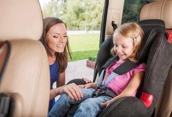 New car seat guidelines went into effect February