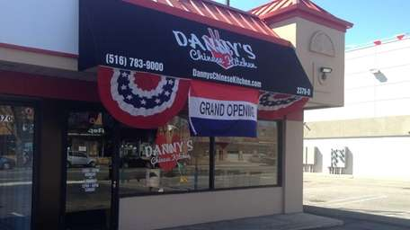 Danny's Chinese Kitchen in Bellmore offers takeout, delivery