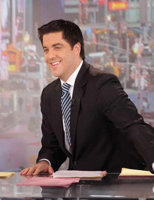 Josh Elliott, former co-host of ABC's