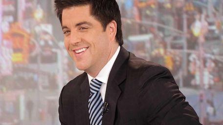 Josh Elliott, former co-host of ABC's
