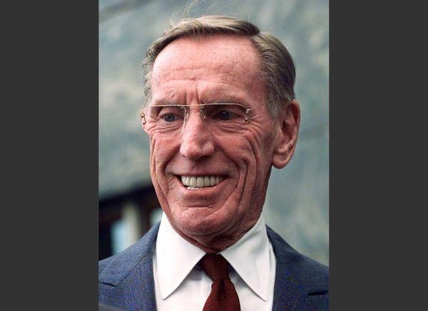 Former Lincoln Savings & Loan chief Charles Keating