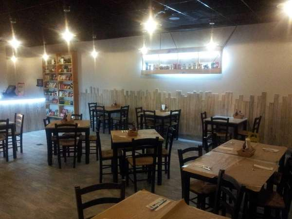 Yevma Authentic Greek Cuisine is open in East