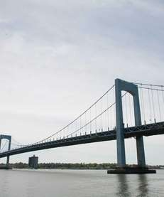 The Throggs Neck Bridge is in the Bronx.