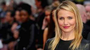 "Cameron Diaz attends ""The Other Woman"" UK premiere"