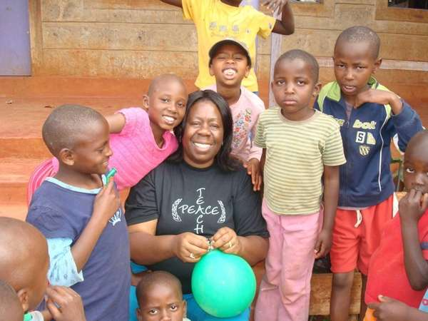Children of the Caroline Wambui Mungai Children's Home