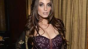 Alexa Ray Joel after she performed on Tuesday,