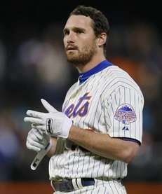 New York Met Daniel Murphy took heat this