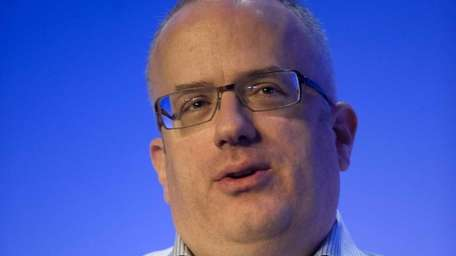 Brendan Eich, chief technology officer and senior vice