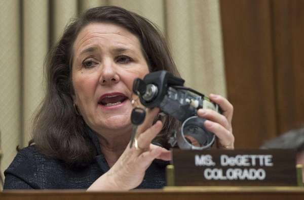 Rep. Diana DeGette, (D-Colo.), ranking member of the