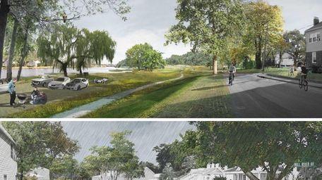 The 'Rebuild by Design' contest has drawn plans
