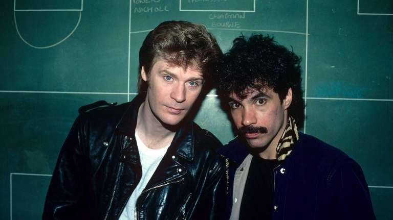 Hall & Oates (Daryl Hall and John Oates)