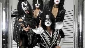 KISS in 2009.