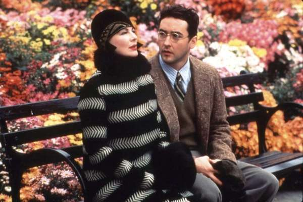 Dianne Wiest as Helen Sinclair and John Cusack
