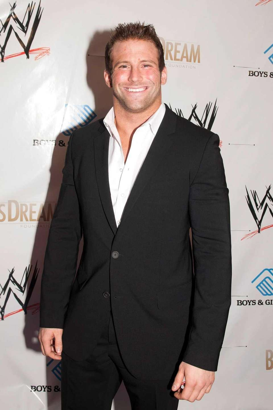 Zack Ryder attends WWE's 2014 SuperStars For Kids