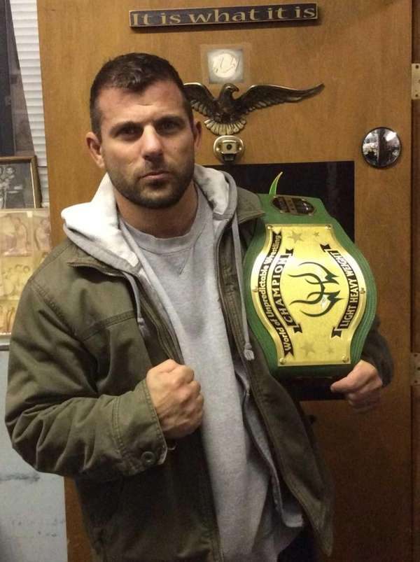 Malverne resident and former WWE Superstar Matt Striker