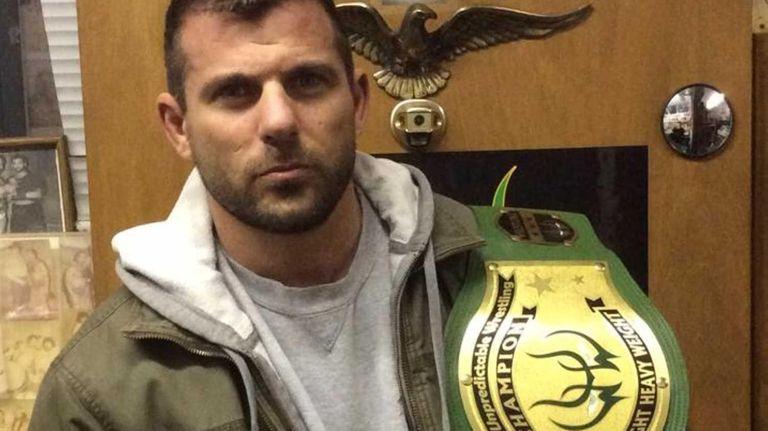 Malverne resident and former WWE Superstar Matt Striker