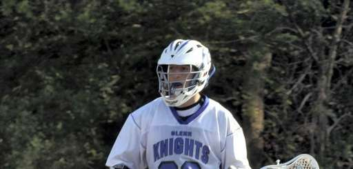 Glenn lacrosse player Joe DiRaimo.