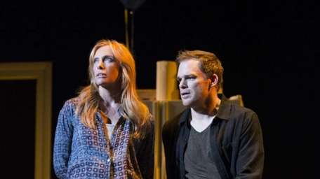 Toni Collette and Michael C. Hall in