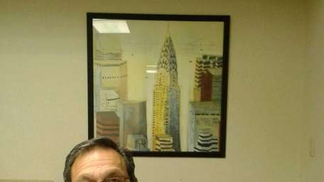 Anthony Inzirillo of Selden has joined Racanelli Construction