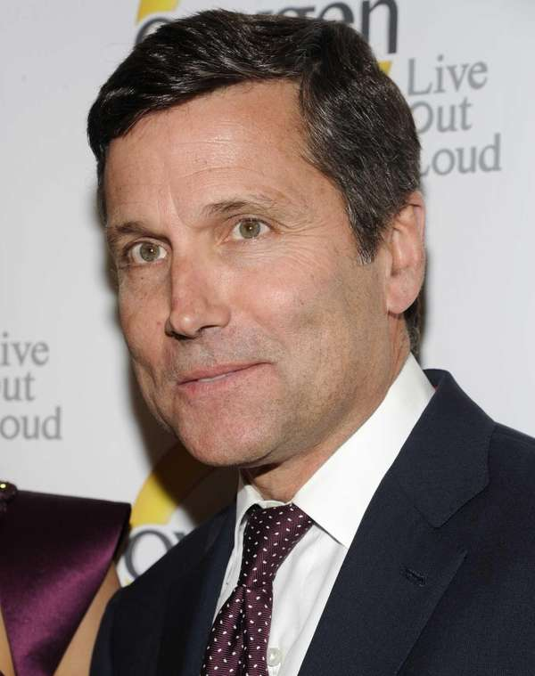 NBC Universal CEO Steve Burke attends the Oxygen