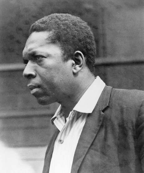 John Coltrane composes in Dix Hills