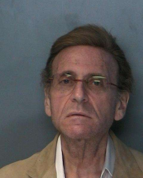 Ronald Feldstein, 66, of Manhattan, was arrested Tuesday,