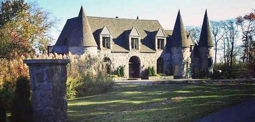 Rapper Kid Panic's Brookhaven home -- a castle