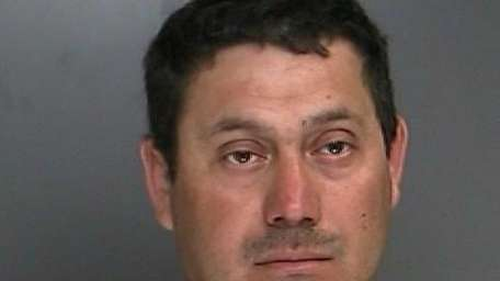 Jose Umanzor, 34, of Brentwood, was arrested Wednesday,