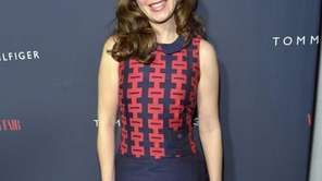 Zooey Deschanel attends the Zooey Deschanel for Tommy