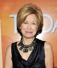 "Jane Pauley at the ""Today"" show 60th anniversary"