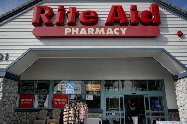 A Rite Aid Corp. store in Redondo Beach,