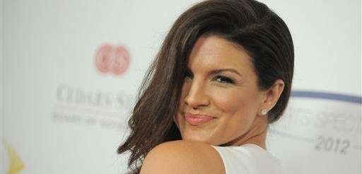 "Gina Carano attends the ""Sports Spectacular"" on Sunday,"