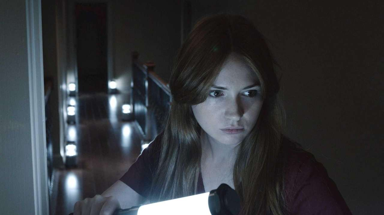 Karen Gillian stars as Kaylie Russell in