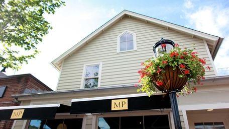 At MP Taverna, his bi-level gastro-pub in Roslyn,