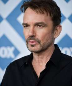 Billy Bob Thornton arrives at the Fox All-Star