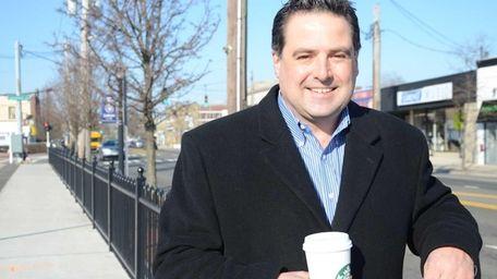 Architect Mark Mancini on March 20, 2013.
