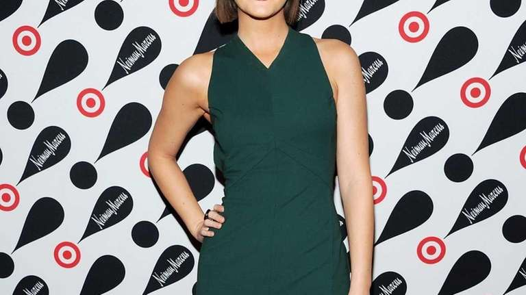 Leighton Meester attends the Target and Neiman Marcus