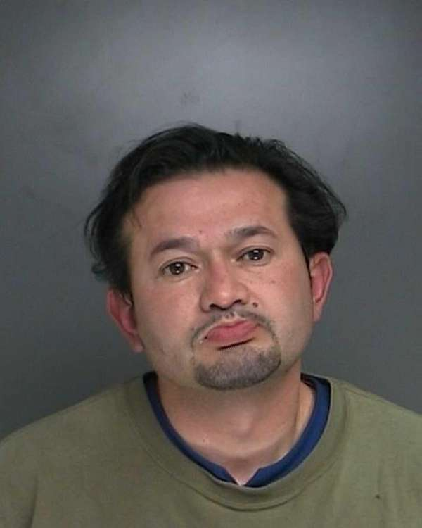 Police say Jose Garcia, 40, of Central Boulevard
