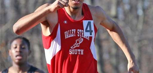Valley Stream South's Michael Gordon takes first in