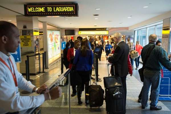Central terminal LaGuardia Airport is scheduled for a