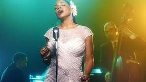 "Audra McDonald as Billie Holiday in ""Lady Day"