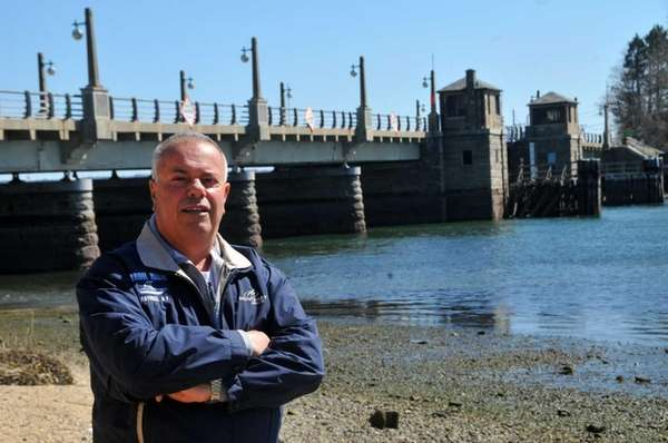 Bridge Marine owner Richard Valicenti says the closure