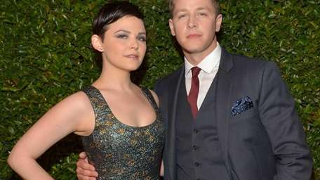 Once Upon A Time co-stars Ginnifer Goodwin and