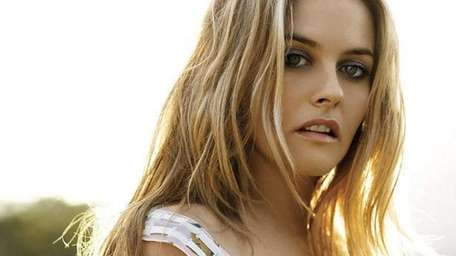 Actress Alicia Silverstone comes to Huntington on Tuesday.