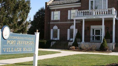 The Port Jefferson Village Board is scheduled to