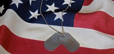 A Gulf War veteran's life is being destroyed