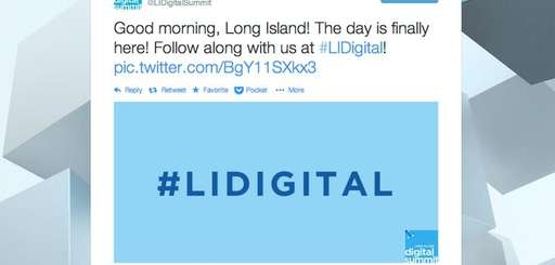 Long Island Digital Summit.